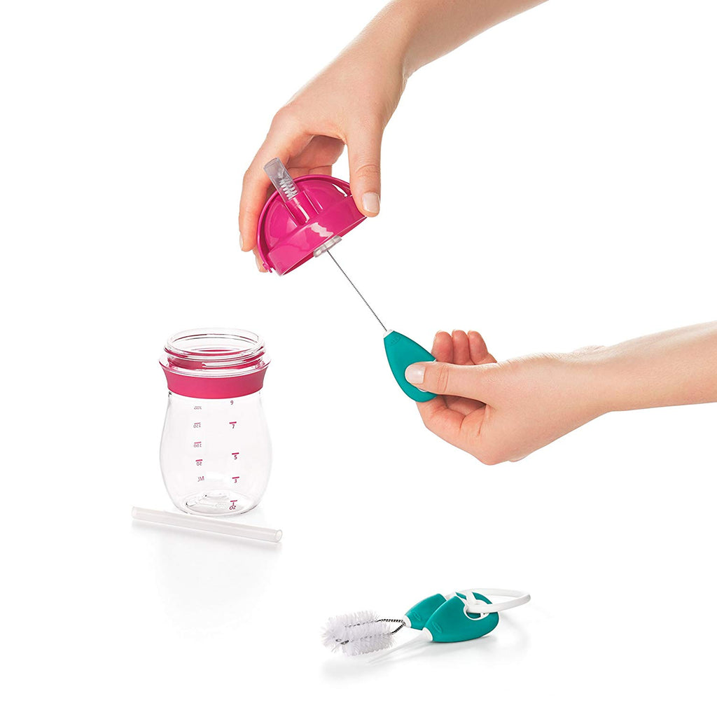 Oxo Tot Straw and Sippy Cup Top Cleaning Set