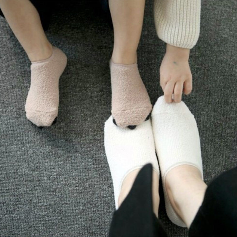 Korean Boat Socks for Mom & kids