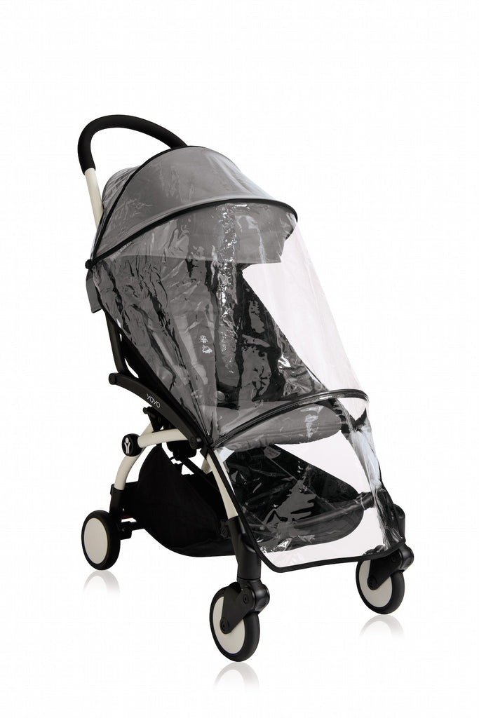BabyZen YOYO+ Complete Stroller With White Base