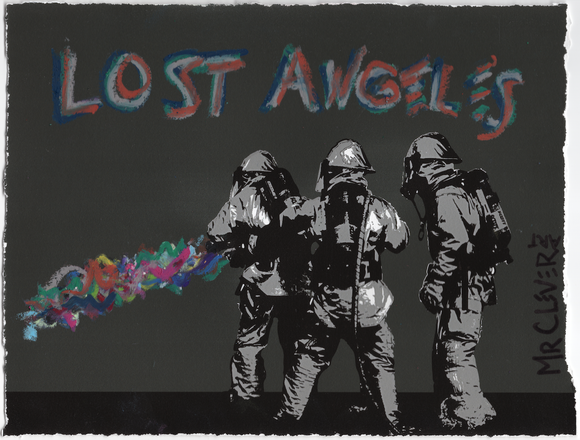Apocalypse Street Cleaners - Lost Angeles