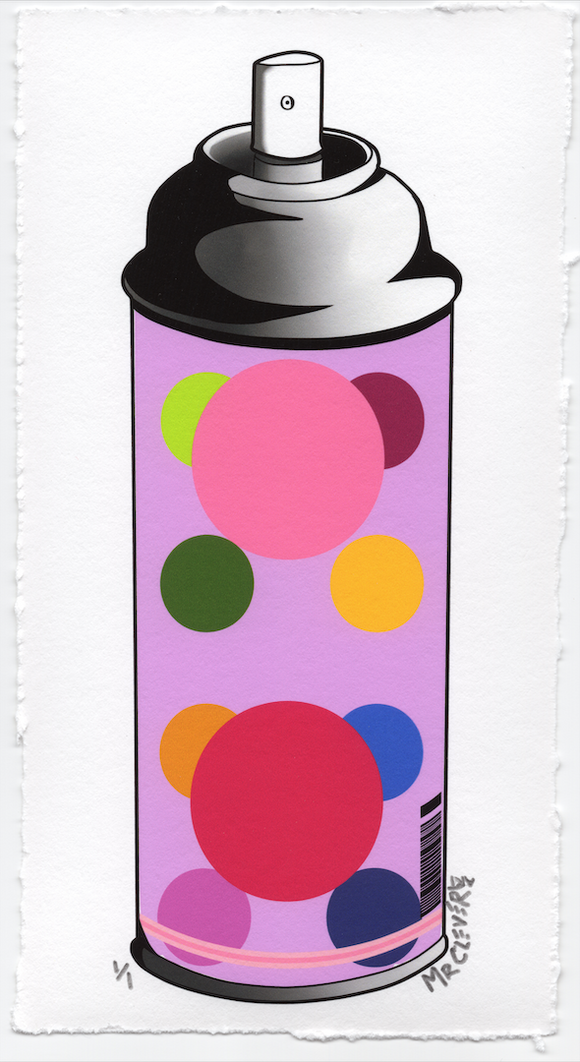 Contemporary Dots 10.2 Spray Can