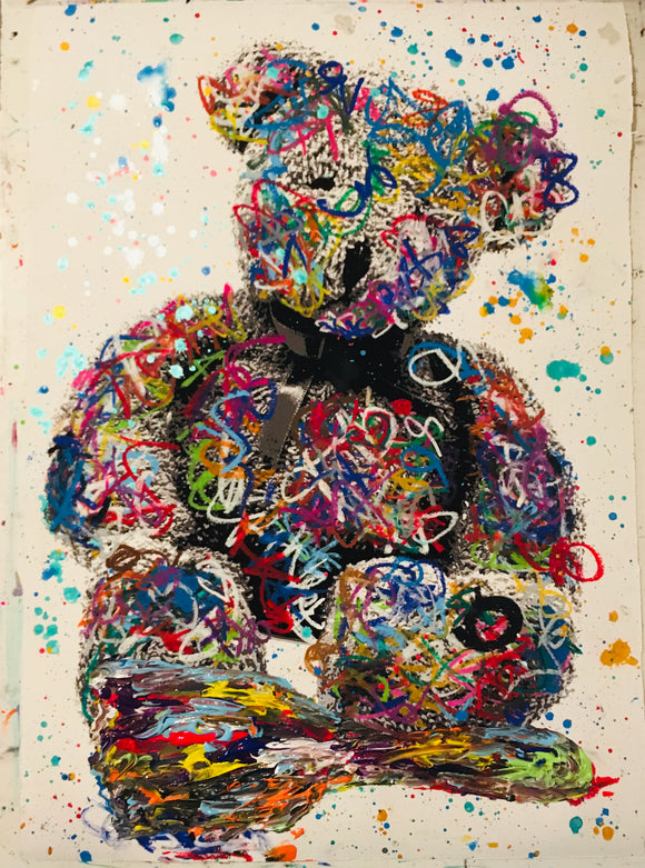 Graffiti Bear