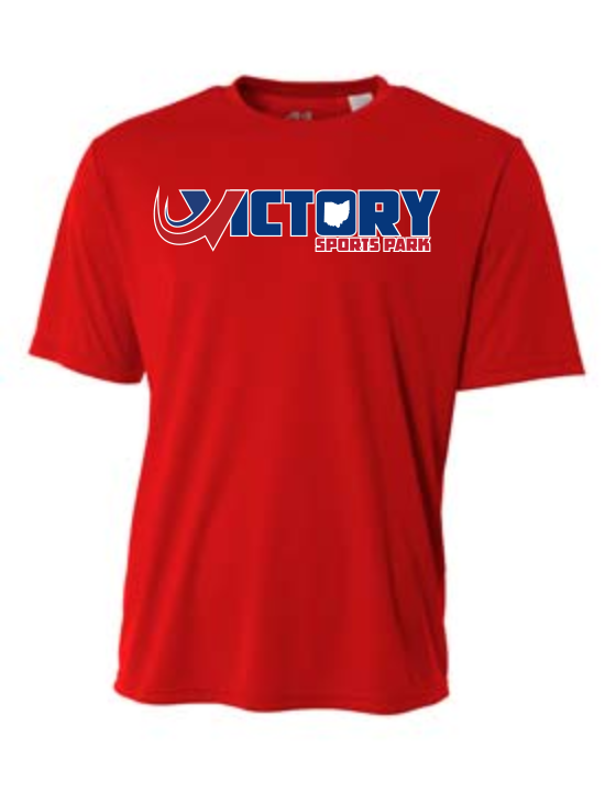 Victory Sports Park Youth Cooling Performance T-Shirt