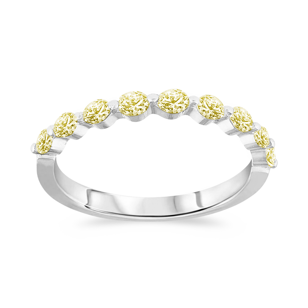 The Goddess - Natural Yellow Diamonds