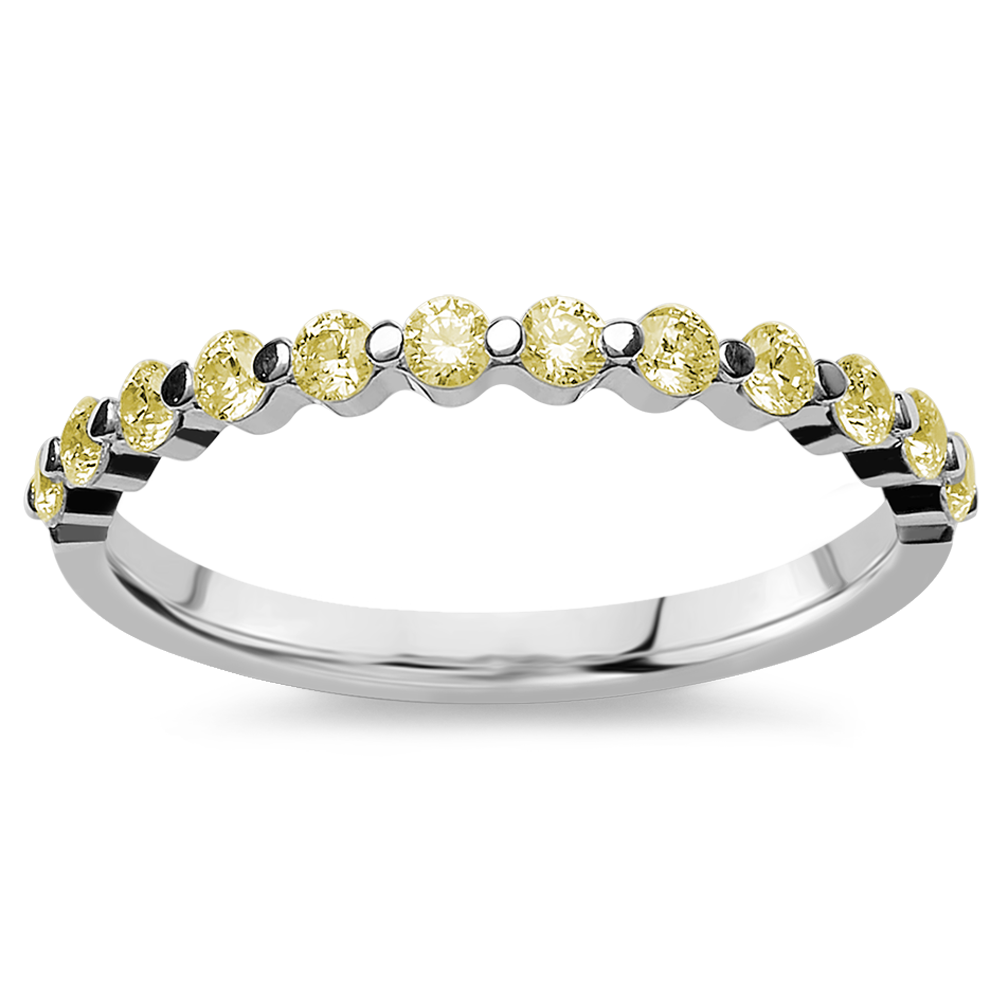 The Muse - Natural Yellow Diamonds