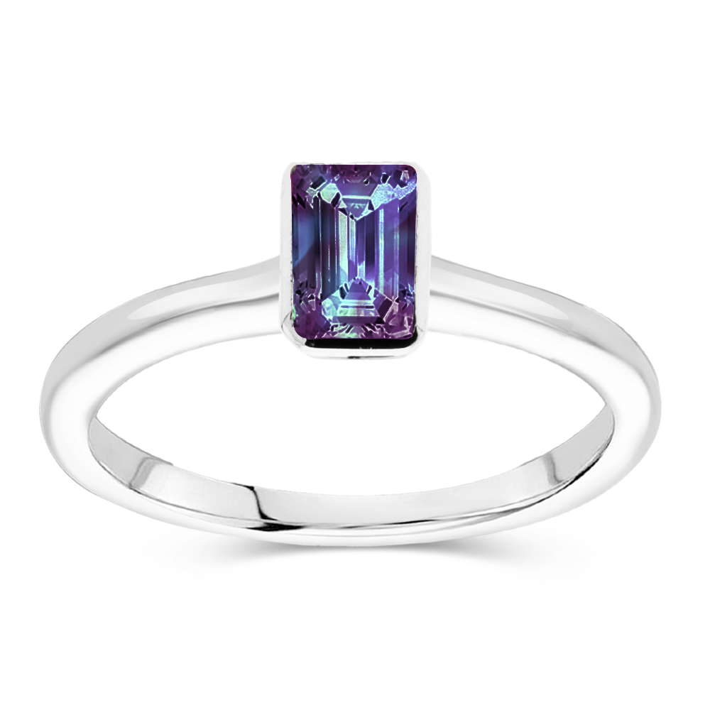 The Roxy - Lab Grown Alexandrite