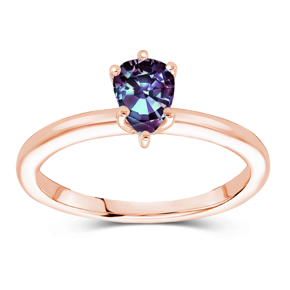 The Stella - Lab Grown Alexandrite