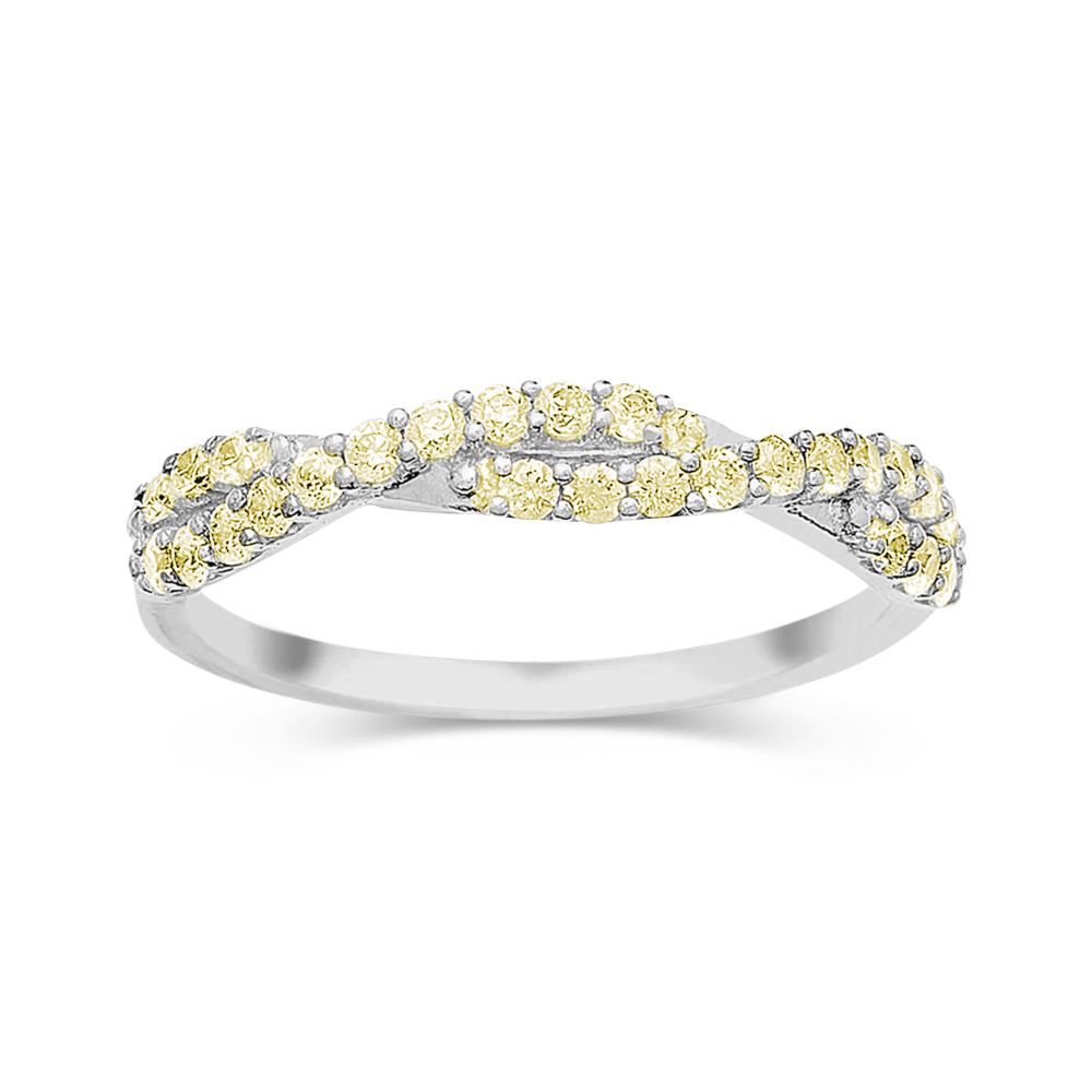The Trailblazer - Natural Yellow Diamonds