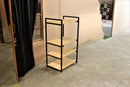 Multilayer Metal Kitchen Rack Microwave Oven Storage Organiser Stand
