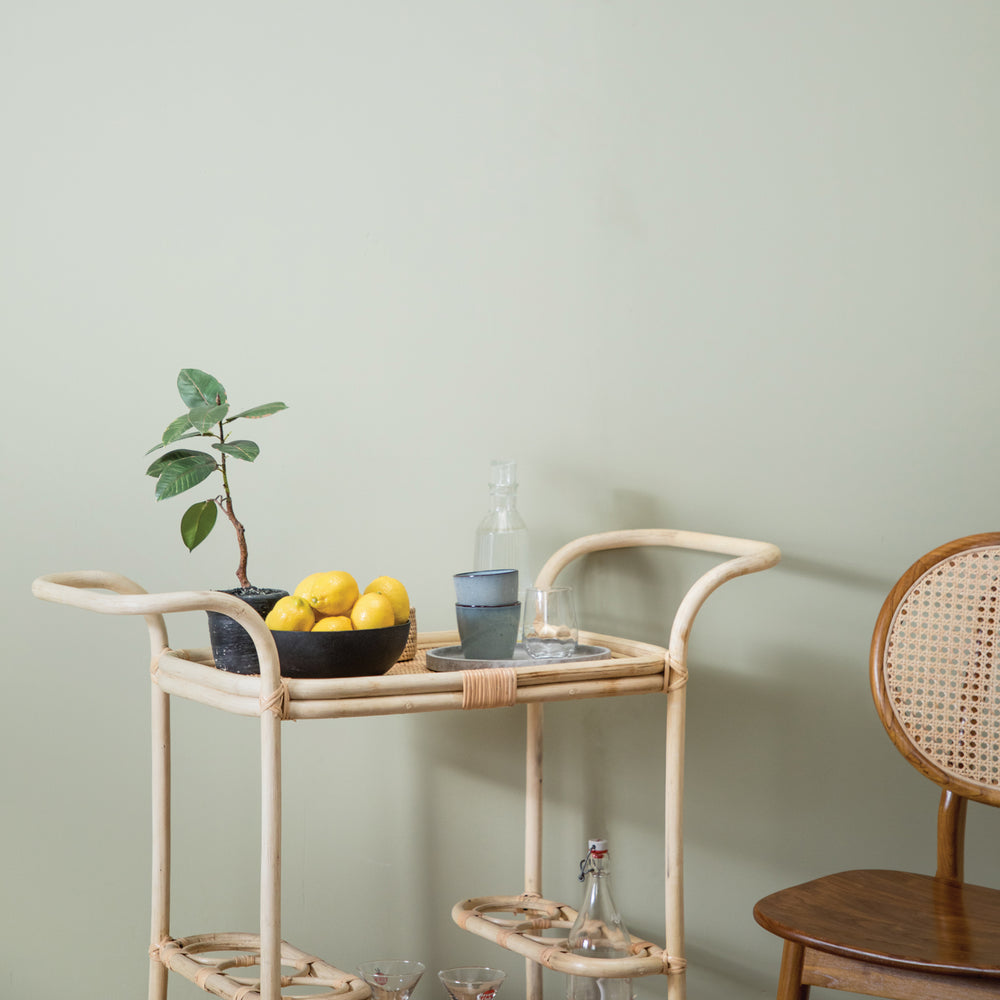 ADIRA SERVING TROLLEY