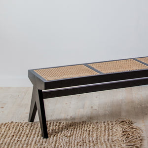 Load image into Gallery viewer, PALSORA OTTOMAN BENCH