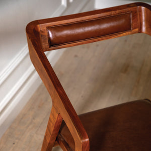 Load image into Gallery viewer, EMERY DINING CHAIR