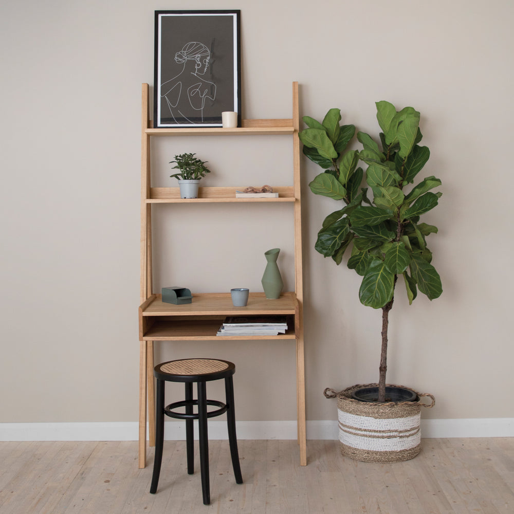 ASHWOOD LADDER DESK