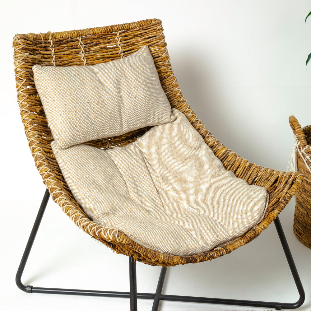 Load image into Gallery viewer, CLEO LOUNGE CHAIR