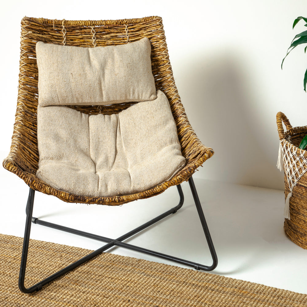 CLEO LOUNGE CHAIR