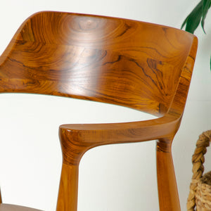 HIROSHIMA DINING CHAIR (Teak Wood)