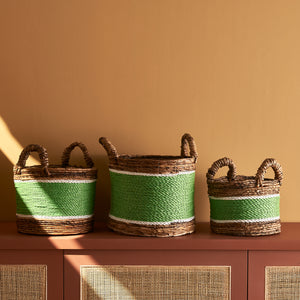 Load image into Gallery viewer, FYKIA BASKET (set of 3)