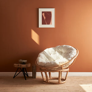 PAPASAN LOUNGE CHAIR (Single Seater)