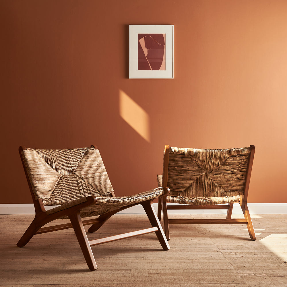 ADYA LOW LOUNGE CHAIR