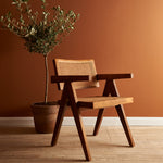 TALUKA DINING CHAIR (Brown)