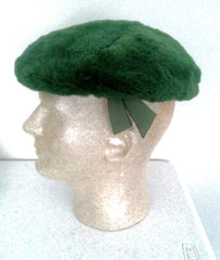 Vintage Green Beret from Brookfield's