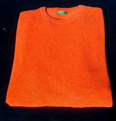 New- Benetton Crewneck Knit  Sweater- Size XL