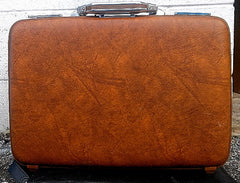Vintage American Tourister Hard Cover Brief Case