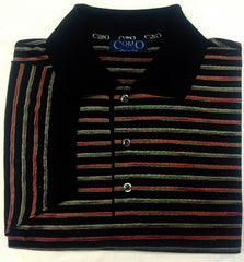 New- Como Double Mercerized Polo/ Golf Shirt- size M