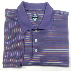 New- Bolle Tech- Purple Polo/ Golf Shirt- size L