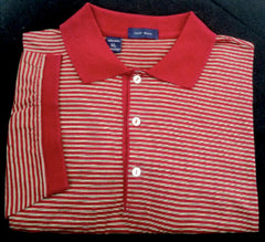 New- Jeff Rose Collection Polo/ Golf Shirt- Size XL
