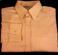 James Tattersall Fashion Shirt-Size M