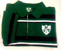 New- St Patrick's Day Polo/ Golf Shirt- Size L