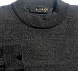New- Bachrach Merino Wool Crewneck Sweater- Size XL