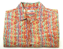 Missoni Sport Short Sleeve Fashion Shirt- Size S