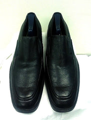 Joseph Abboud- Black Slip-On Loafer Shoes- Size 10M