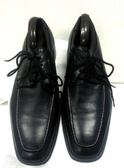 Joseph Abboud- Black Oxford Dress Shoes- Size 8M