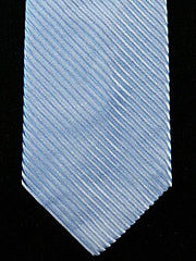 Private Stock Blue Twill Hand-Made Silk Tie