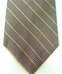 New- Polo- Ralph Lauren Glen Plaid Tie