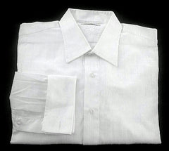 Jack Lipson Signature Series White Formal/ Dress FC Shirt- size (16.5 Tall)