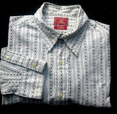 New- Lucky Brand Western Style Fashion Shirt- size L