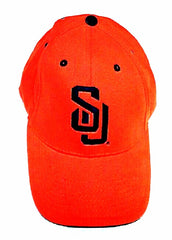 Syracuse Orangemen- Cotton Twill Collegiate Baseball Cap