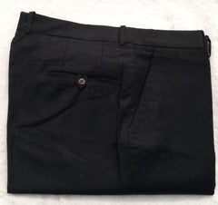 Gala Slacks of Canada- Gray 100% Wool Dress Trousers- size 38