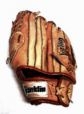 Vintage Franklin 4744-Tanned Cowhide Softball Glove
