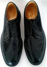 New- Florsheim Imperial Collection- Wing-Tip Shoes- Size 8.5D