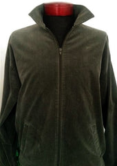 Horny Toad- Olive Green Corduroy Coat- Size L