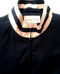 New- Cutter & Buck Navy Blue Spring Jacket- Size XL