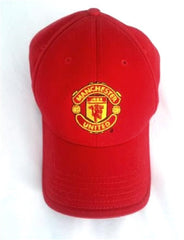 Manchester United Ball Cap- (one size)