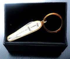 New- Scrimshaw Golf Key Chain