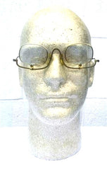 Flip-Down Eye-Glass Frames