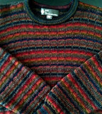 INTI- 100% Alpaca Wool Knit Sweater- Size L
